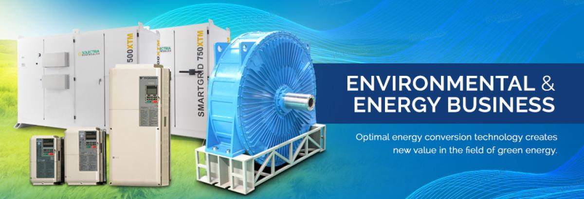 Environment & Energy